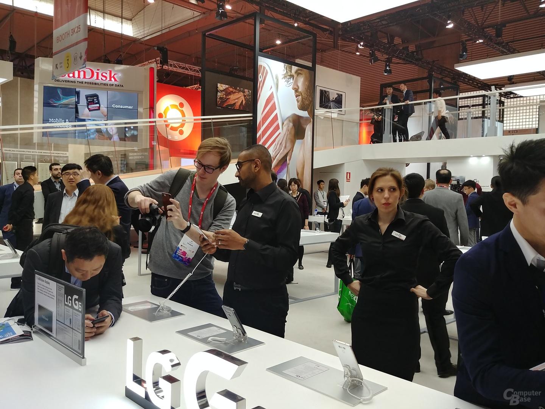 LG G6 Standard-Kamera (f/1.8, ISO 50, 1/50s)