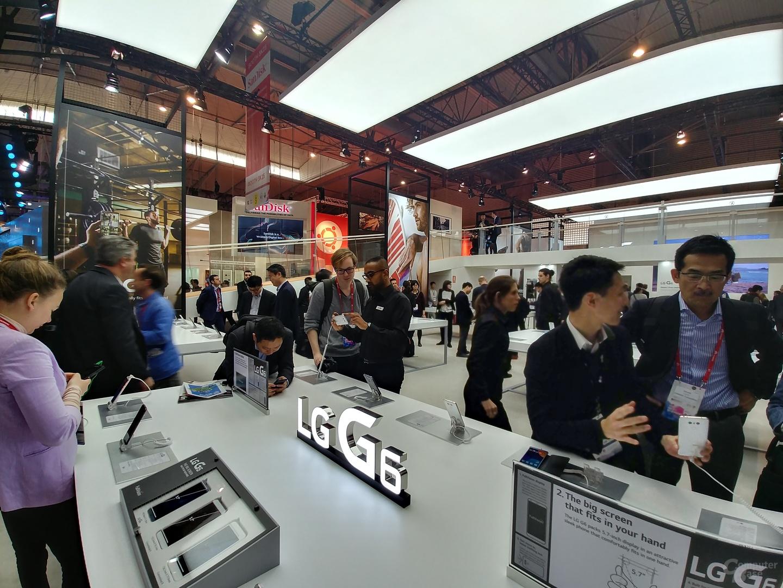 LG G6 Weitwinkel-Kamera (f/2.4, ISO 50, 1/50s)