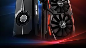 GeForce GTX 1080 Ti: Asus zeigt erste Partnermodelle Strix und Turbo
