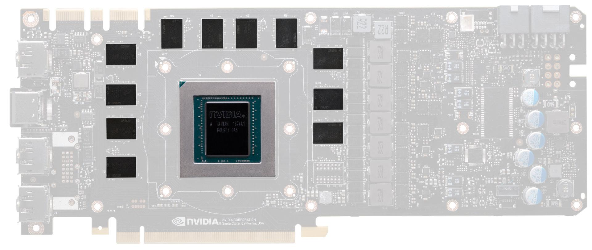 Der GDDR5X-Speicher der GeForce GTX 1080 Ti