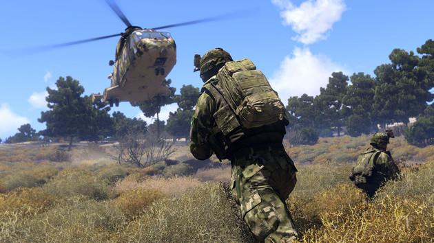 Humble Arma Bundle: Taktik-Shooter-Serie im Bundle-Angebot