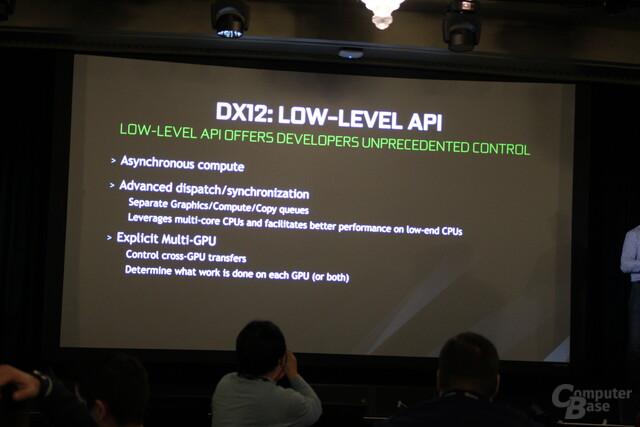 Nvidia auf der GDC 2017