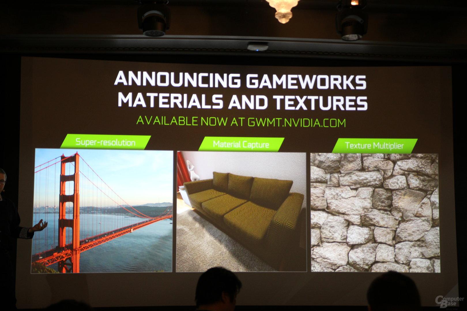 Nvidia Gameworks auf der GDC 2017