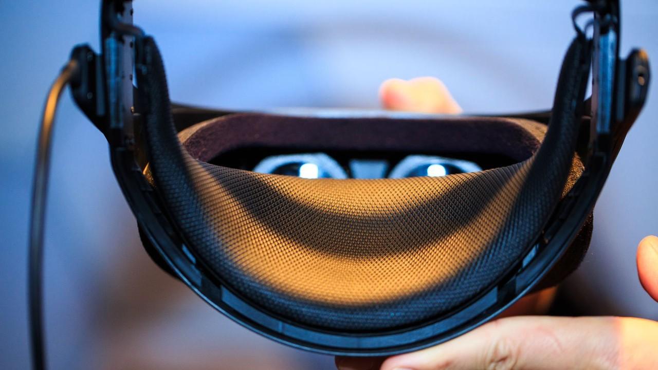 LG: VR-Headset mit höherer Auflösung für SteamVR