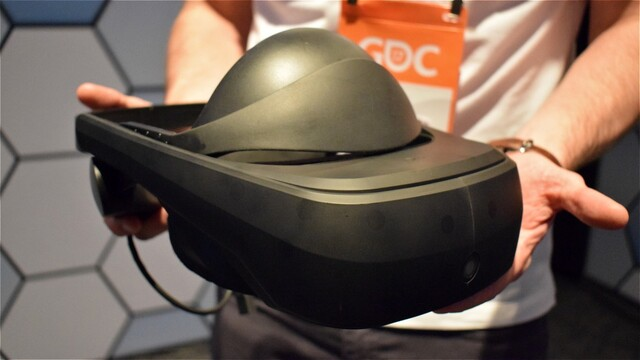 LG Virtual Reality Headset