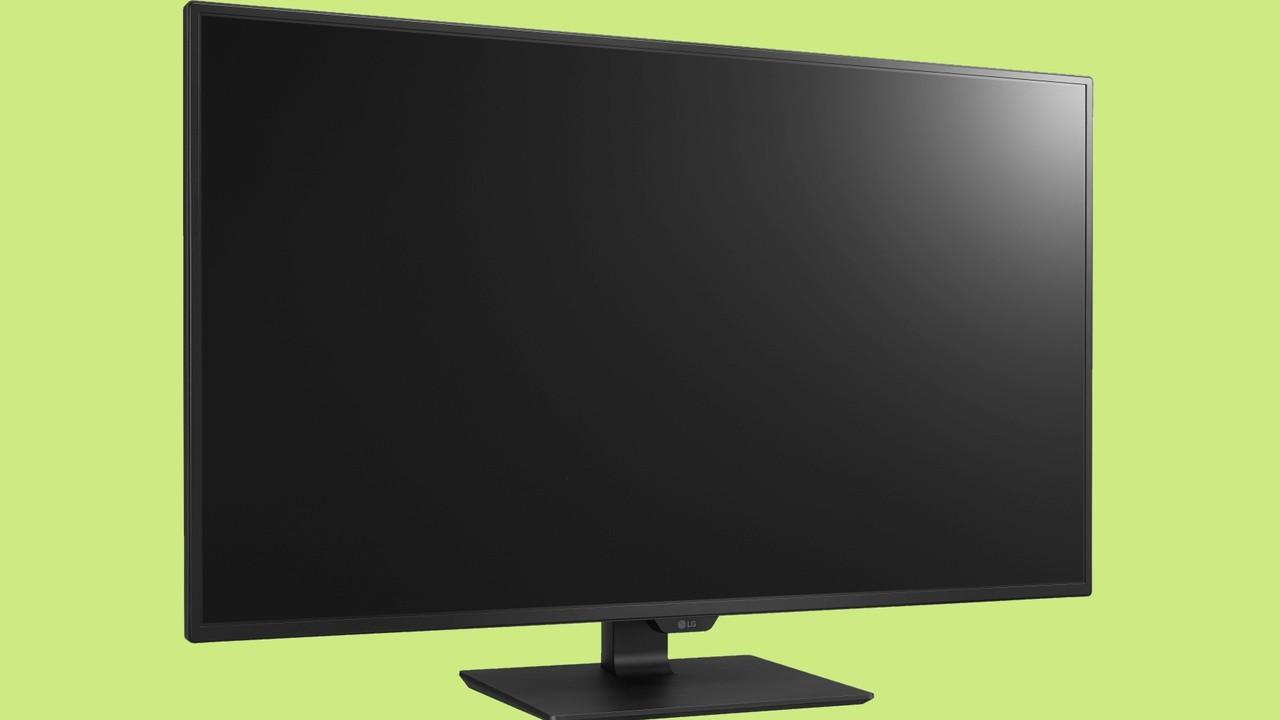 LG 43UD79-B: Monitorriese mit 43 Zoll, UHD, USB Typ C und KVM-Switch