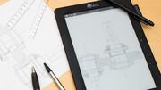 Icarus Illumina Pro im Test: 9,7-Zoll-Android-Reader mit umständlicher Stifteingabe