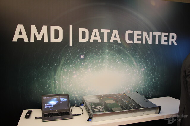 AMD Naples für das Data Center