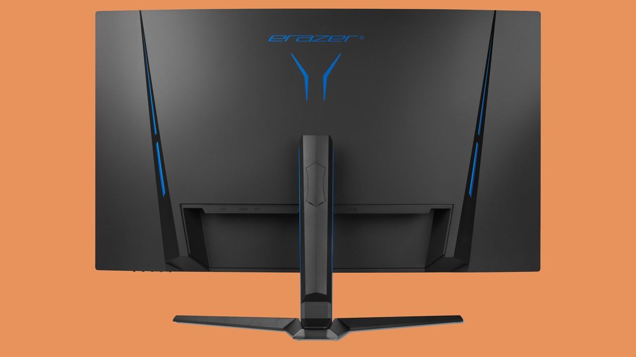 Medion Erazer: Günstige Gaming-Monitore mit 144 Hz und FreeSync