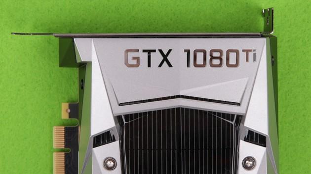 GeForce GTX 1080 Ti im Test: Nvidia zieht auf und davon