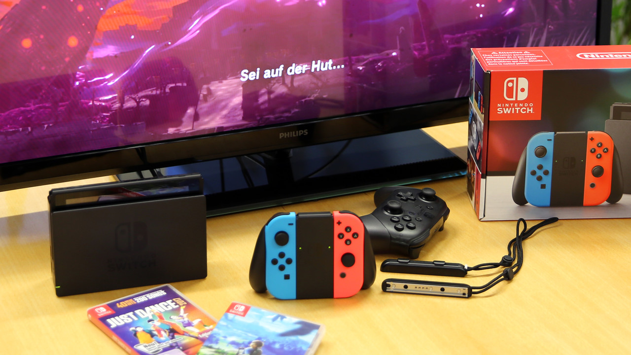 Nintendo Switch Sd Karte Maximale Größe.Nintendo Switch Im Test Computerbase