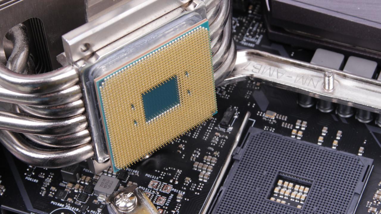 AMD Ryzen: Aufwand und Risiko beim Köpfen lohnen nicht