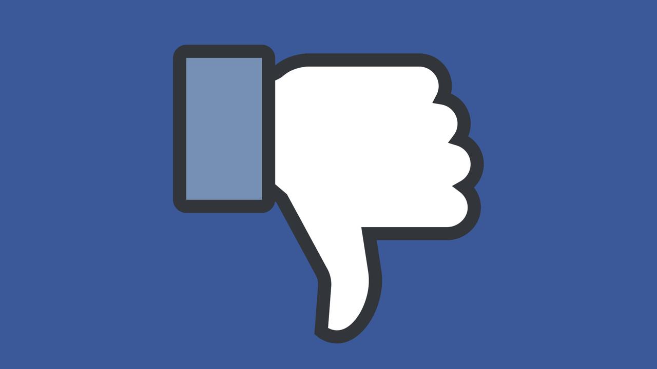 Soziales Netzwerk: Facebook testet Dislike-Button für den Messenger
