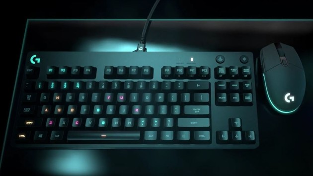 Logitech G Pro Tastatur: Logitech schneidet der G810 den Nummernblock ab