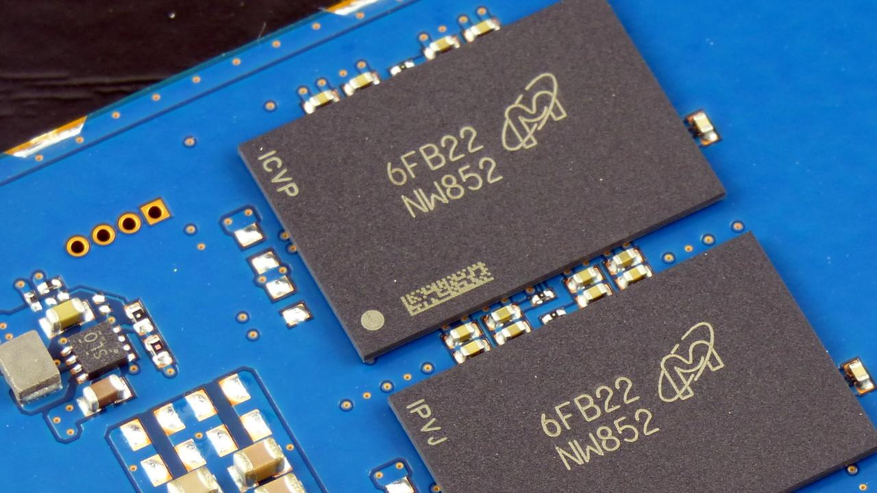 NAND-Flash: Speicherknappheit und Umsätze am Höhepunkt