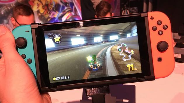 Nintendo Switch: Starke Verkaufszahlen von Konsole und Zelda