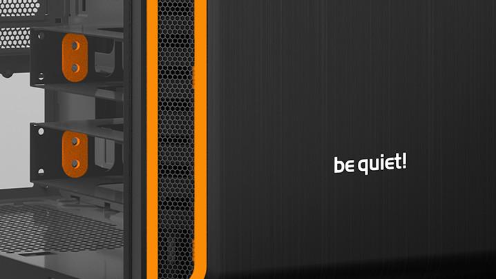 be quiet! Pure Base 600: Window-Variante und Glasseitenteil zum Nachrüsten