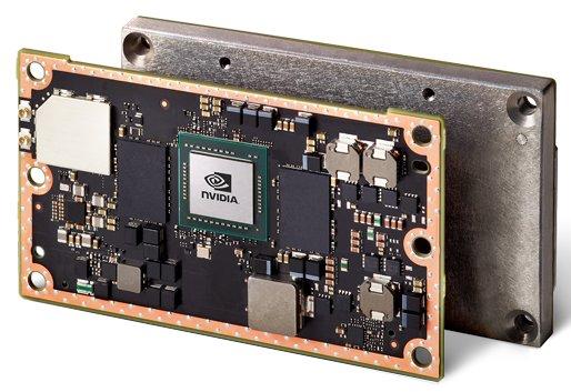 Jetson TX2 hält die Maße von TX1 bei: 50 x 87 Millimeter in der Fläche