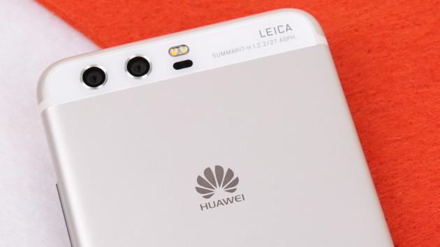 Huawei P10 im Test: Ein seltenes Top-Smartphone im kompakten Format