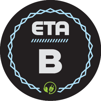 Cybenetics ETA-B-Wirkungsgrad-Zertifikat