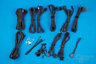 Enermax Platimax D.F. 500W – Packungsinhalt