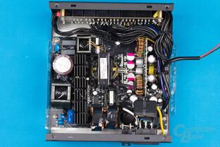 Enermax Platimax D.F. 500W – Überblick Elektronik