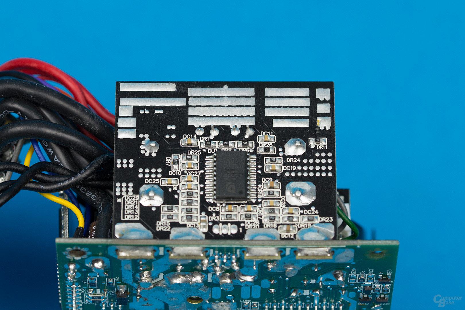 Enermax Revolution SFX 550W – DC-DC-Wandlerplatine