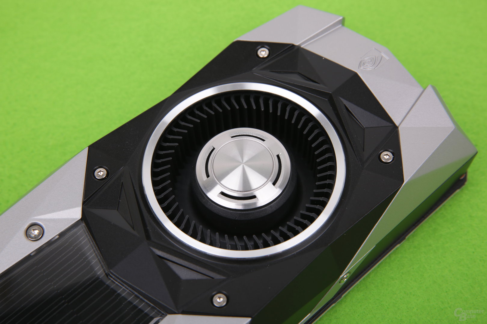 GeForce GTX 1080 Ti FE - Lüfter