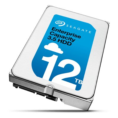 Enterprise Capacity 3.5 HDD mit 12 TByte