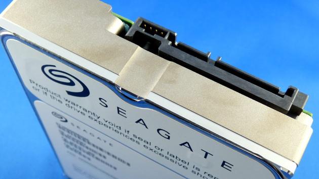 Massenspeicher: Seagates 12‑TB-Festplatten kommen im zweiten Quartal