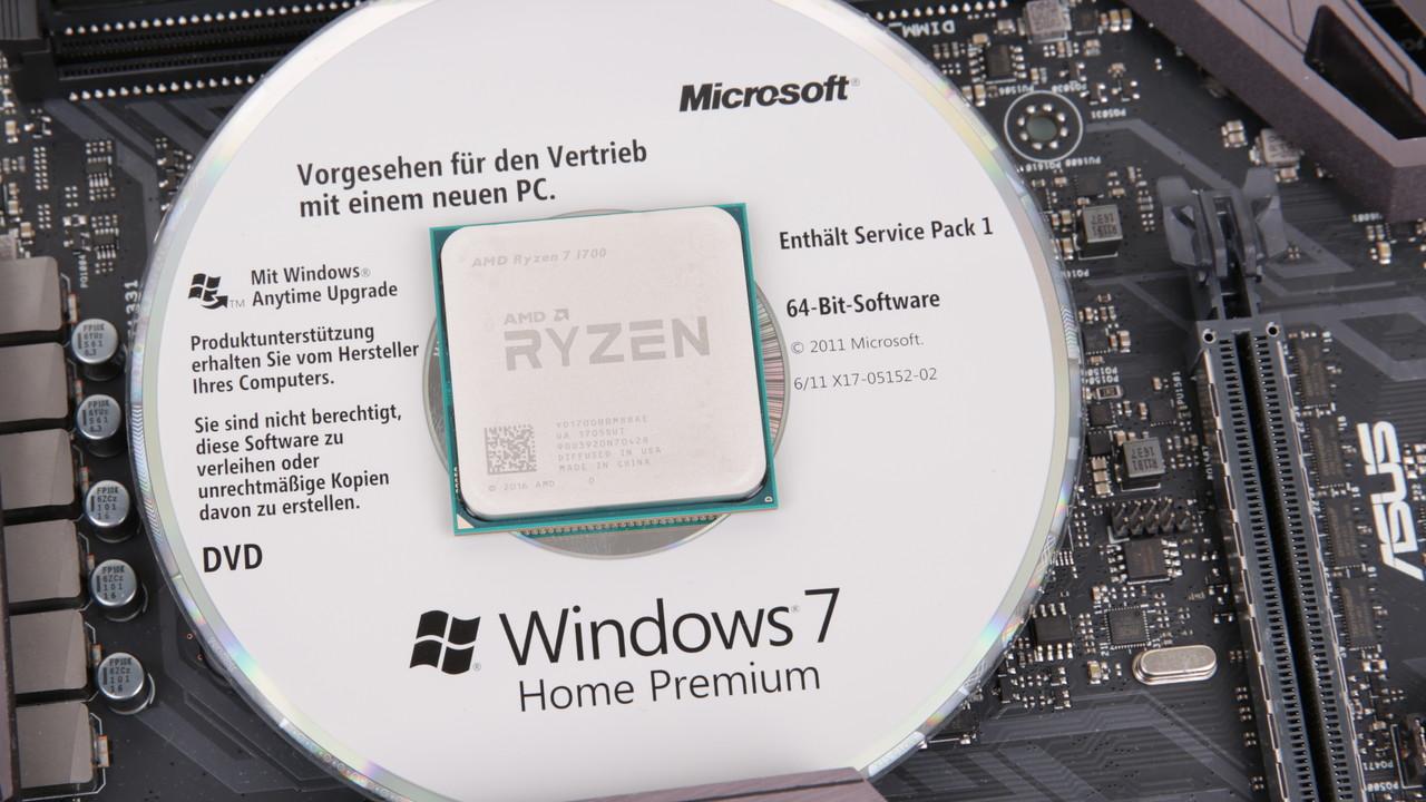 AMD-Ryzen-Benchmarks: Spiele unter Windows 7, Core Parking und HPET analysiert