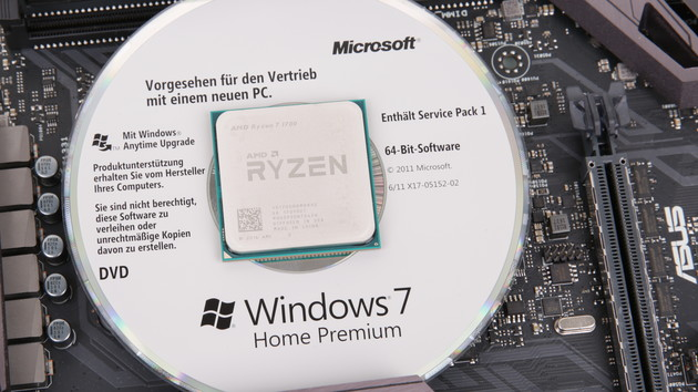 AMD-Ryzen-Benchmarks: Spiele unter Windows 7, Core Parking und HPET analysiert