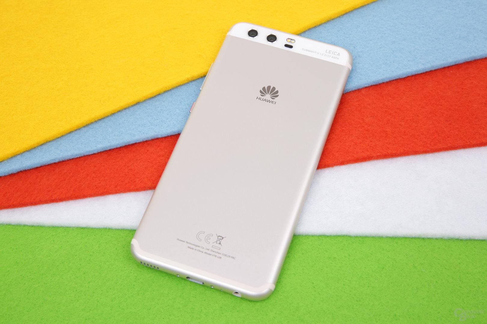 Neues Huawei-Design mit stärkeren Rundungen