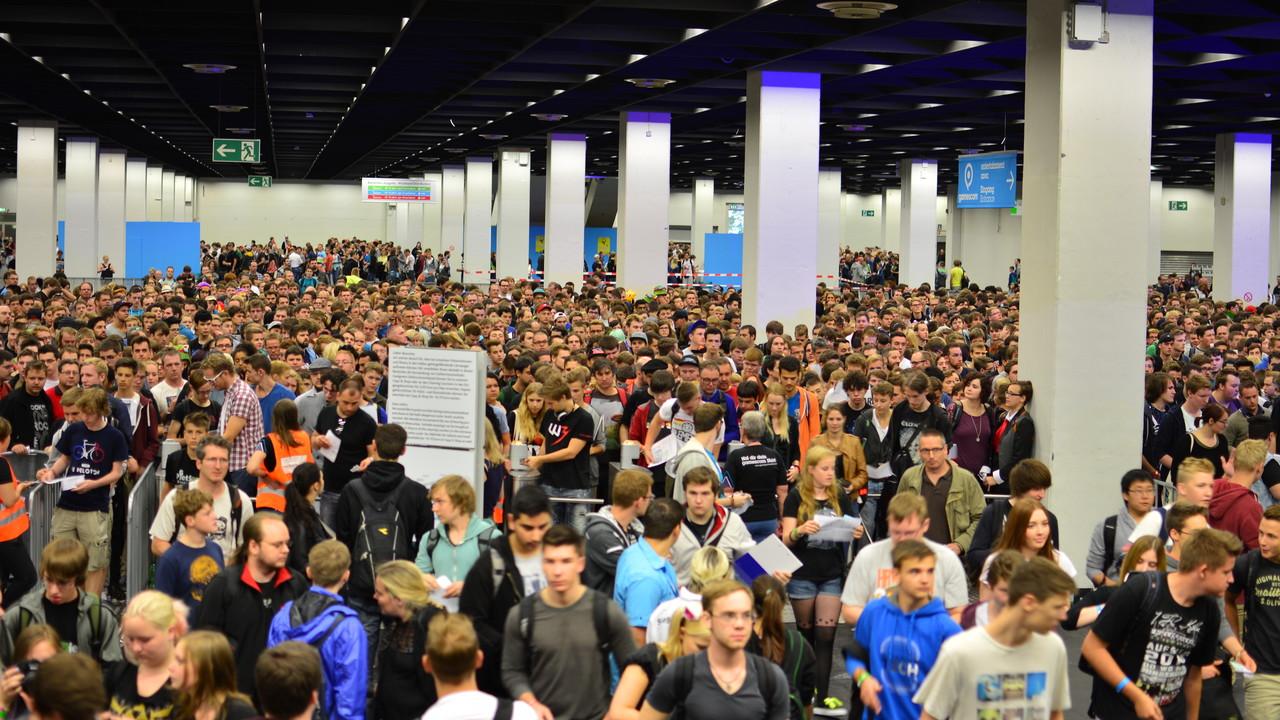 Rekord: 42.000 Gamescom-Tickets in 24 Stunden verkauft