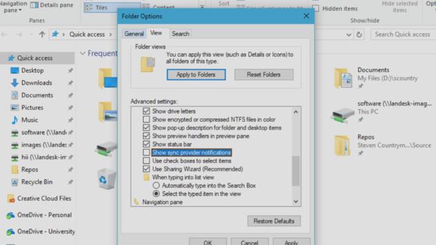 Windows 10: Neue Werbung im Explorer lässt sich abschalten