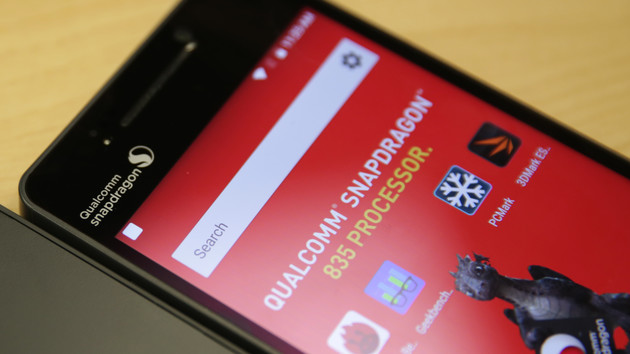 Snapdragon 835 im Test: Benchmarks mit Qualcomms neuer High‑End‑Plattform