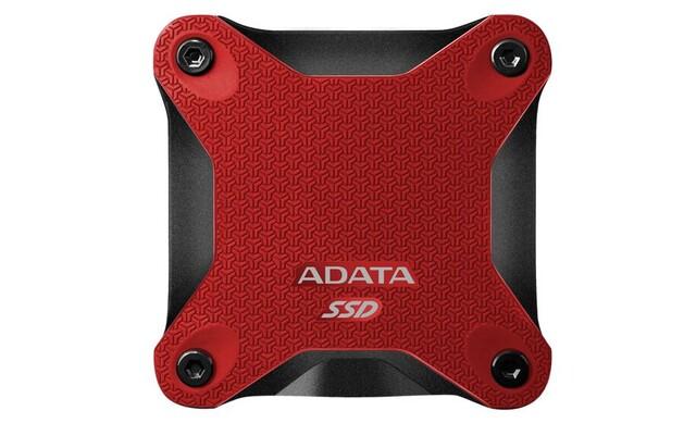 Adata SD600: Externe SSD in extravagantem Design