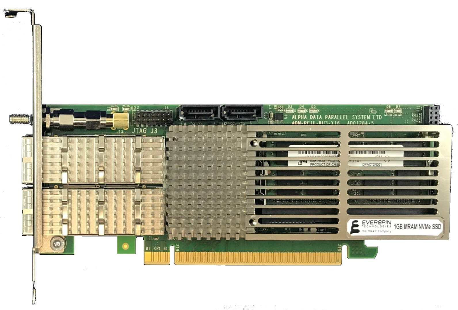 Everspin nvNITRO PCIe Card