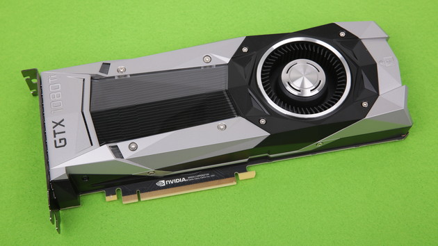 GeForce GTX 1080 Ti: Zum Preis von 819 Euro im Handel verfügbar