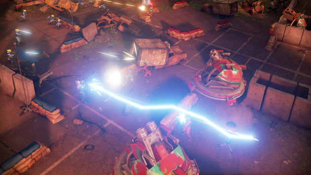 Oculus Rift: Aktionswochenende zu VR-Titel Landfall gestartet