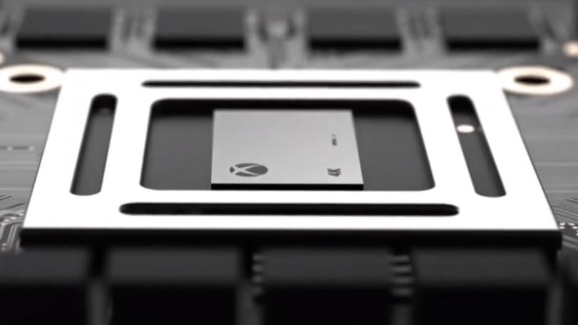 Project Scorpio: Microsofts 4K-Xbox macht alte Spiele schöner und schneller