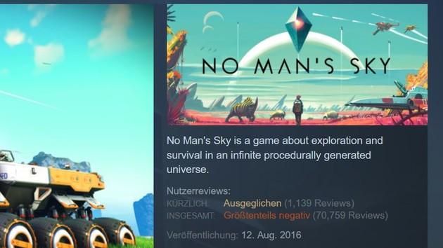 Steam: Nutzerreviewsystem ignoriert Gratis-Spieler