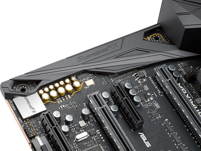 Asus ROG Maximus IX Extreme – Neue Audiolösung via ALC1220-Chip von Realtek