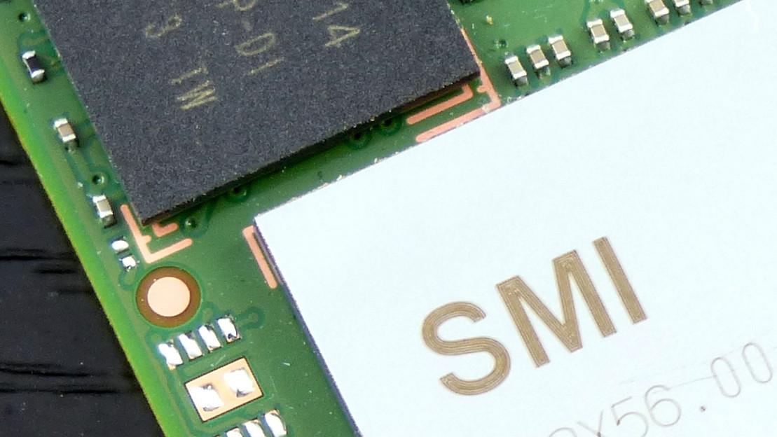 Silicon Motion FerriSSD: Kleine BGA-SSD wächst mit 3D-NAND auf 256 GByte