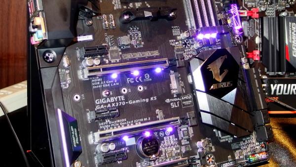Ryzen-Mainboards: AM4-Nachschub inklusive Mini-ITX von Gigabyte