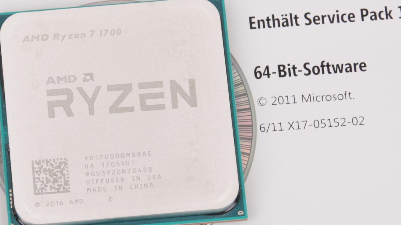 AMD über Ryzen: Scheduling ist kein Problem, Core Parking schon