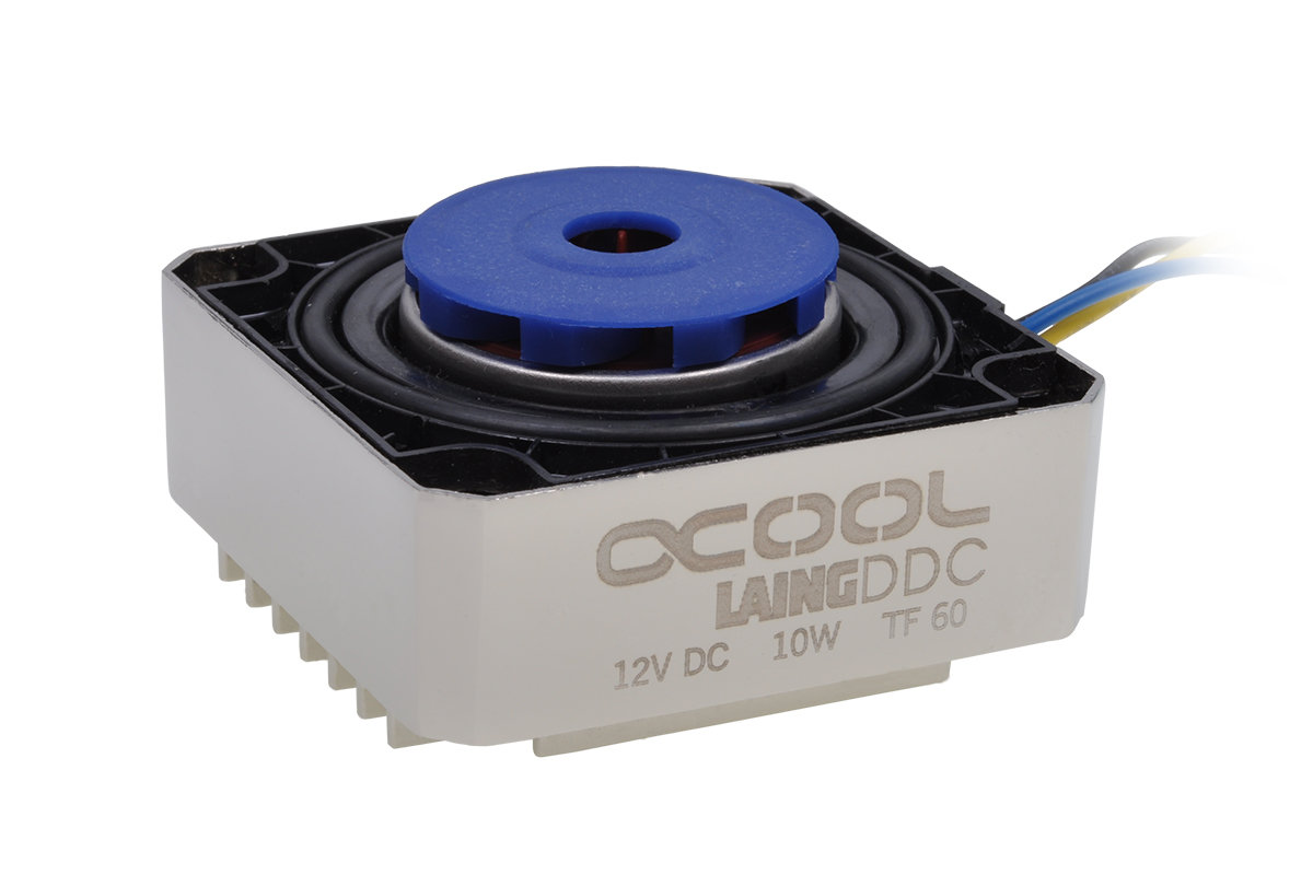 Alphacool DDC310 Single Edition (silber)