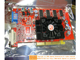 Sapphire Radeon 9800 Pro 128 Bit