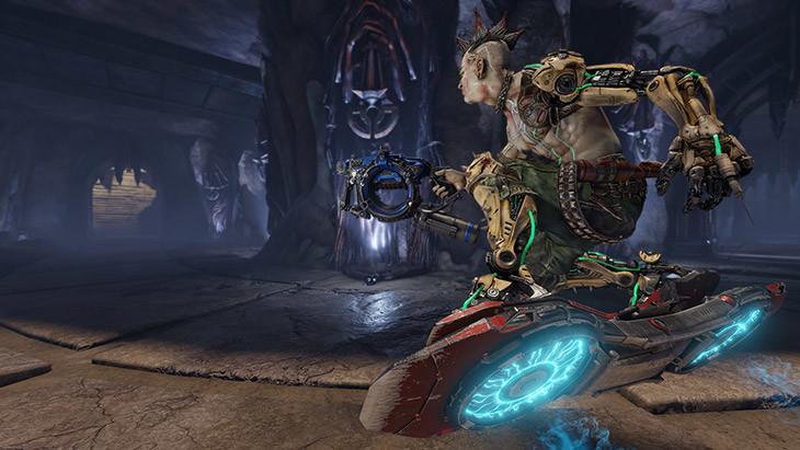 Quake Champions: eSport-Shooter wird gratis und zum Vollpreis angeboten