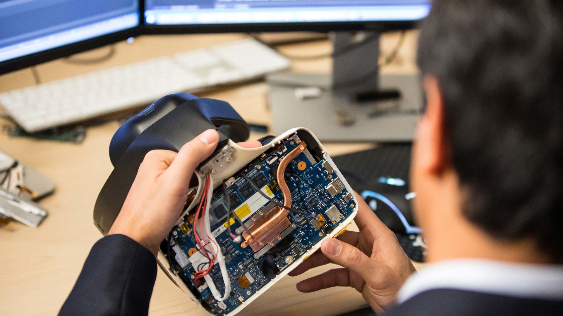 Ein Blick auf die Technik innerhalb Project Alloy